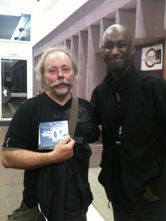 Michel and Omar Hakim