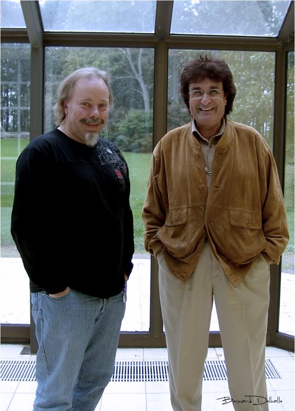 Michel and Patrick Moraz
